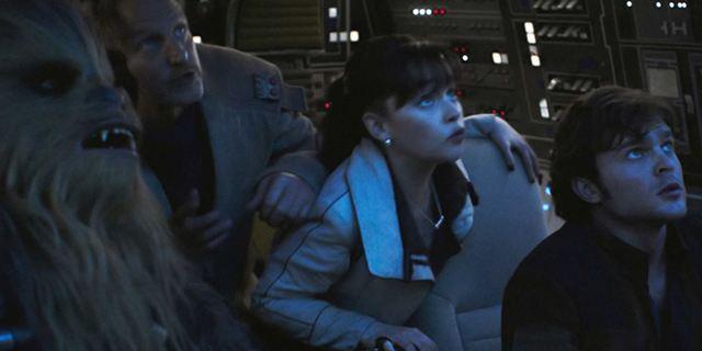 """Der deutsche Trailer zu """"Solo: A Star Wars Story"""""""