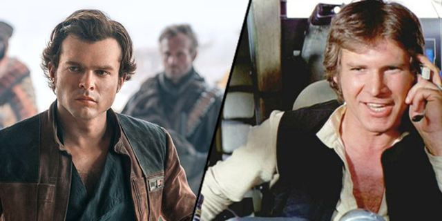 """Von Han zu Han: Harrison Ford gab Alden Ehrenreich heimlich Tipps für """"Star Wars""""-Spin-off"""