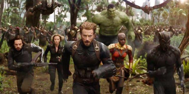 Mega-Klassenbild: Marvel versammelt alle Stars zum 10jährigen Jubiläum des MCU