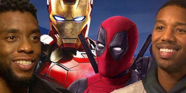 """Die besten Marvel-Filme - gewählt von den """"Black Panther""""-Stars"""