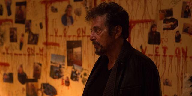 """""""Hangman"""": Hollywood-Legende Al Pacino wird im deutschen Trailer in ein tödliches Spiel verwickelt"""