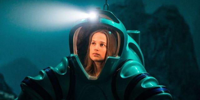 """Neuer Trailer zu """"Grenzenlos"""" mit """"Tomb Raider""""-Star Alicia Vikander und James McAvoy"""