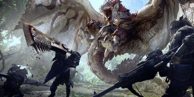 "Zu ""Monster Hunter: World"": Mensch Vs. Monster - 7 grandiose Actionszenen aus der Filmgeschichte"