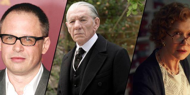 """""""The Good Liar"""": Ian McKellen, Hellen Mirren und """"Die Schöne und das Biest""""-Regisseur Bill Condon drehen Thriller"""