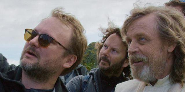 """""""The Director And The Jedi"""": Trailer zur 95-minütigen """"Star Wars 8""""-Doku"""