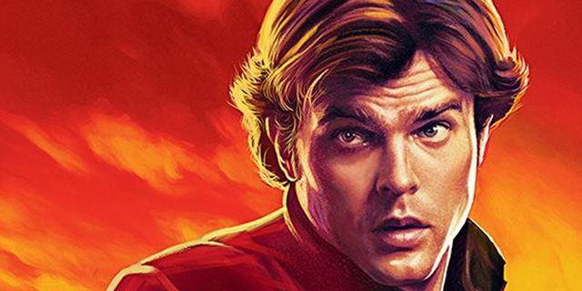 """""""Solo: A Star Wars Story"""" ohne Hans Blaster: Auf neuen Postern zum Spin-off fehlen die Waffen"""