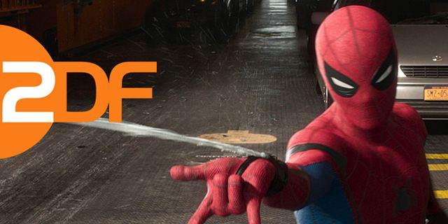 """""""Spider-Man"""", """"Venom"""" und Co. ohne Werbung im Free-TV: ZDF schließt neuen Sony-Deal"""