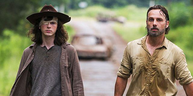 """""""The Walking Dead"""": Das schreibt Carl in seinem Brief an Rick"""
