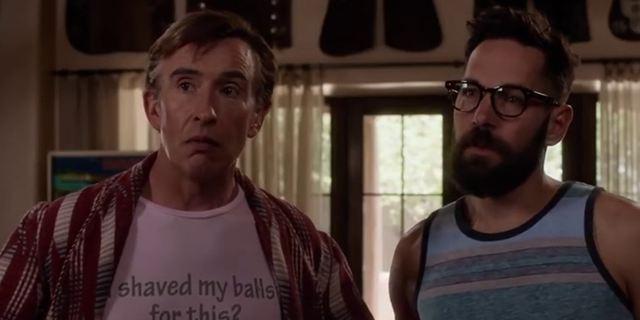 "Erster Trailer zu ""Ideal Home"": ""Ant-Man"" Paul Rudd und Steve Coogan als zankendes schwules Paar"