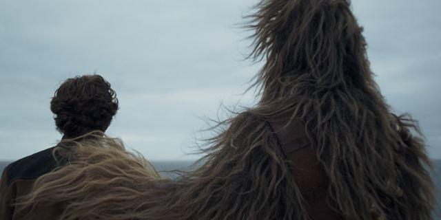 """Han und Chewie lernen sich kennen: Flotter neuer TV-Trailer zu """"Solo: A Star Wars Story"""""""