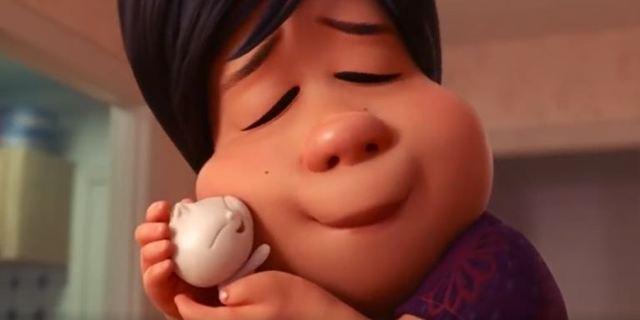 """Läuft im Kino vor """"Die Unglaublichen 2"""": Im Clip zum Pixar-Kurzfilm """"Bao"""" wachsen einem Knödel Beine"""
