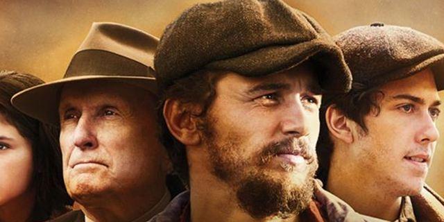 """Im deutschen Trailer zu """"Stürmische Ernte"""" proben James Franco und Selena Gomez den Aufstand"""