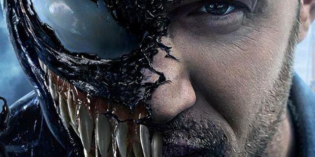 """Neuer deutscher Trailer zu """"Venom"""": Tom Hardy als monströser """"Spider-Man""""-Bösewicht"""