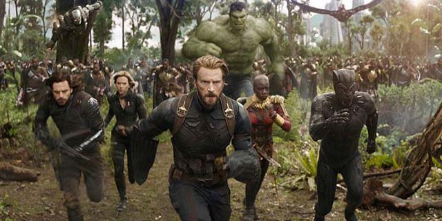"""Deutsche Charts: """"Avengers 3: Infinity War"""" schafft besten Kinostart des Jahres und übertrifft Erwartungen"""