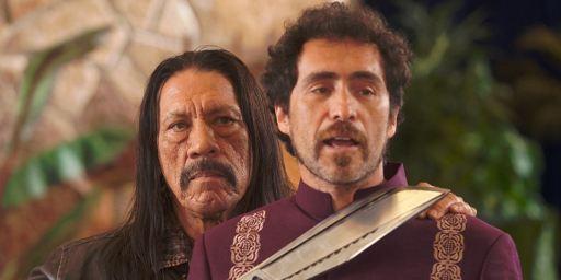 """Machete Avengers""? Robert Rodriguez plant eigenen ""Infinity War"" für sein Filmuniversum"