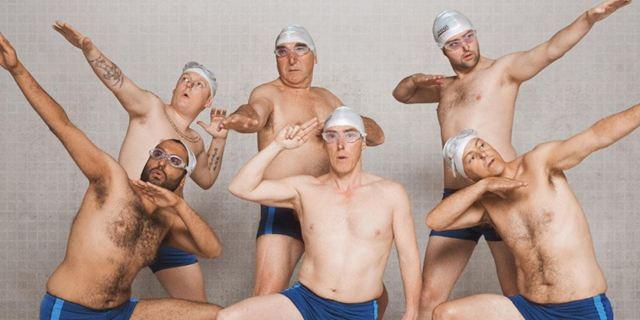 """Britischer Badespaß: Trailer zur Komödie """"Swimming With Men"""" im Stile von """"Ganz oder gar nicht"""""""