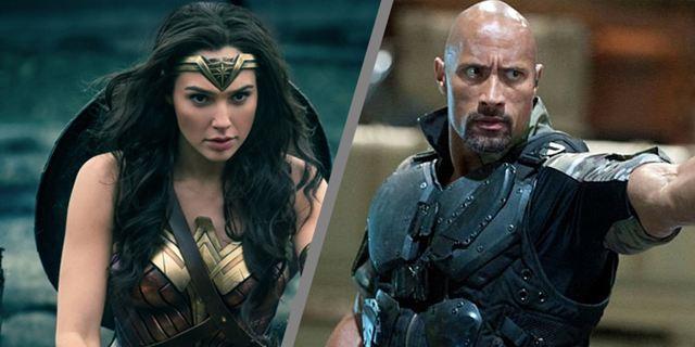 """Nach """"Wonder Woman 2"""": Gal Gadot könnte Dwayne Johnson in """"Red Notice"""" Gesellschaft leisten"""