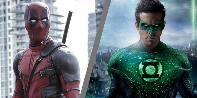 """Dank """"Deadpool 2"""": Auch Warner macht sich über """"Green Lantern"""" lustig"""