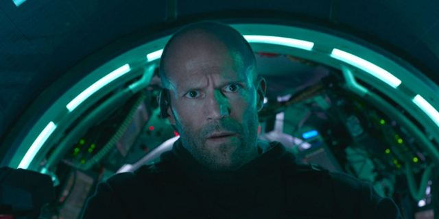 "Mega-Hai-Attacke: Neuer Teaser zum Monster-Actioner ""Meg"" mit Jason Statham"