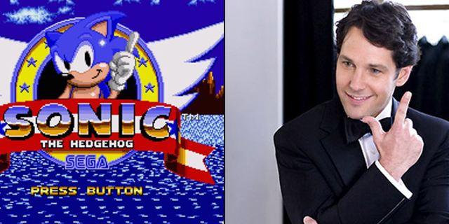 """Ant-Man""-Star Paul Rudd soll die Hauptrolle im ""Sonic The Hedgehog""-Film übernehmen [UPDATE]"