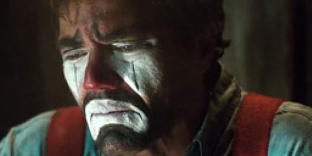 "Trailer zu ""Poor Boy"": Michael Shannon als trauriger Rodeo-Clown in wildem Redneck-Thriller"