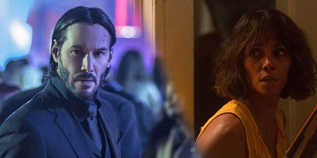 """""""John Wick 3"""": Das erste Szenenbild mit Halle Berry (in interessanter Begleitung)"""