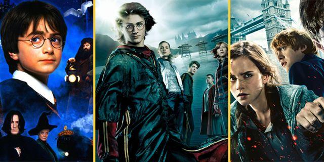 """Und das ohne Zeitumkehrer: Bald könnt ihr ALLE """"Harry Potter""""-Filme noch mal im Kino erleben"""