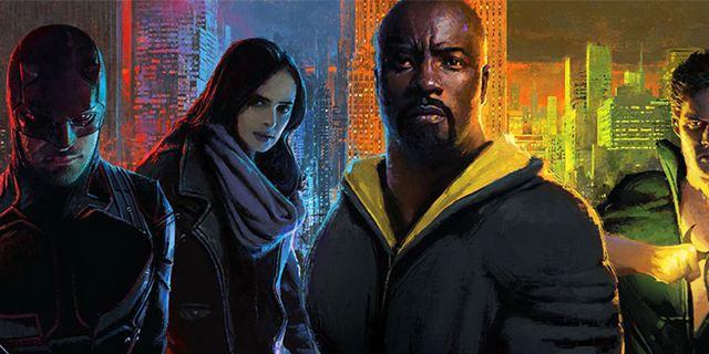 """""""Daredevil"""", """"Luke Cage"""" und Co: Netflix allein bestimmt über Zukunft der Marvel-Serien"""