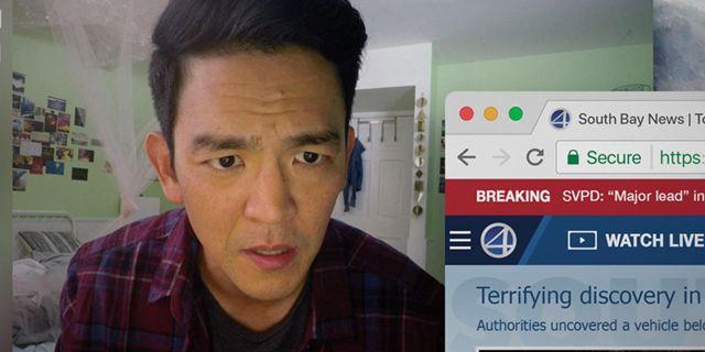 """John Cho sucht seine verschwundene Tochter: Neuer Trailer zum Desktop-Thriller """"Searching"""""""