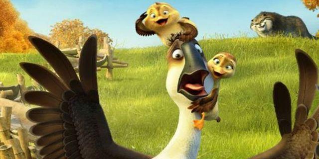 """Bei uns zuerst: Deutscher Trailer zum tierischen Animations-Abenteuer """"Gans im Glück"""""""