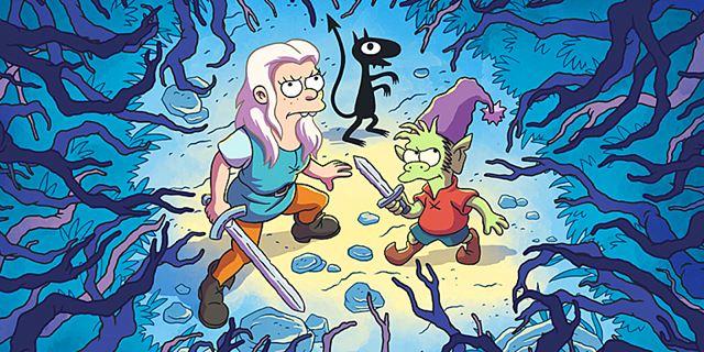 """""""Disenchantment"""": Erster Trailer zur neuen Netflix-Serie vom """"Simpsons""""- und """"Futurama""""-Schöpfer"""