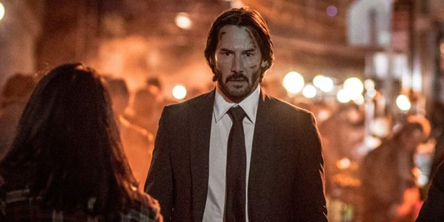 """John Wick 3"": Keanu Reeves verrät den offiziellen Titel des Trilogie-Abschlusses"
