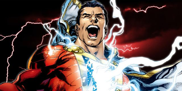"""Das """"Shazam!""""-Kostüm in voller Pracht und ein """"Es""""-Star auf erstem Bild aus dem DC-Abenteuer"""