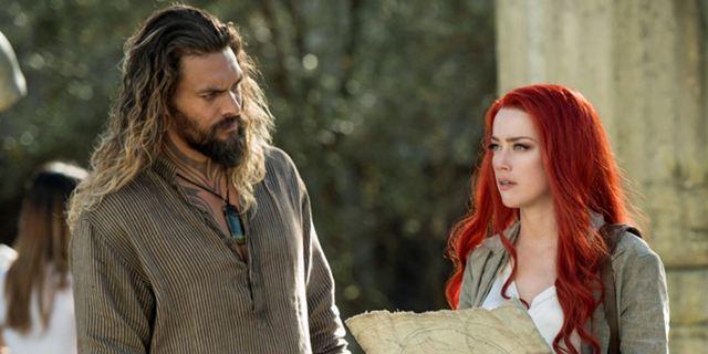 """Sie will nicht mehr gerettet werden: Unser Interview mit """"Aquaman""""-Heldin Amber Heard"""