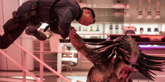"""""""Predator - Upgrade"""": Ein Poster zum Fürchten, ein neuer Trailer und ein neues Bild"""