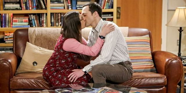 """""""The Big Bang Theory"""": Ein Baby für Sheldon und Amy in Staffel 12?"""