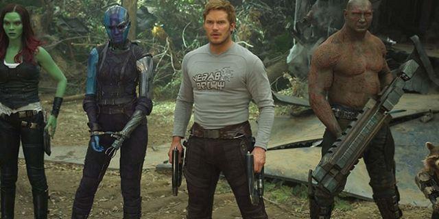 "Offener Brief: ""Guardians Of The Galaxy""-Cast steht hinter James Gunn!"