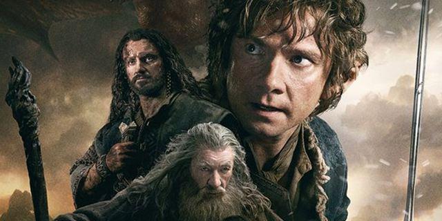 """Als Mental-Therapie: Hollywood-Star rettet einfach mal die """"Hobbit""""-Trilogie"""