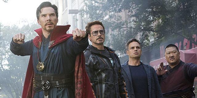 """""""No Shit, Sherlock"""": Auf diesen Witz verzichteten die Regisseure in """"Avengers: Infinity War"""""""