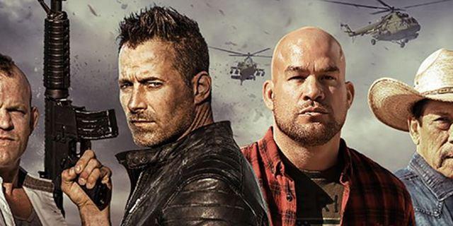 """Zwei MMA-Stars und Danny """"Machete"""" Trejo prügeln sich durch den Trailer zu """"Silencer"""""""