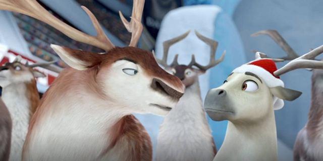 """Bei uns seht ihr ihn zuerst: Trailer zum weihnachtlichen Animations-Abenteuer """"Elliot, das kleinste Rentier"""""""