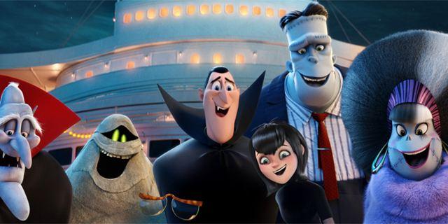 """Monster-Comeback: """"Hotel Transsilvanien 3"""" erobert Kinocharts-Führung zurück"""