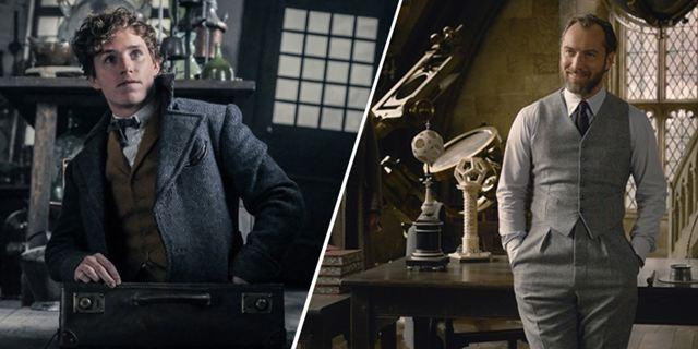 Am Gleis 9 ¾: Dumbledore überrascht Harry-Potter-Fans