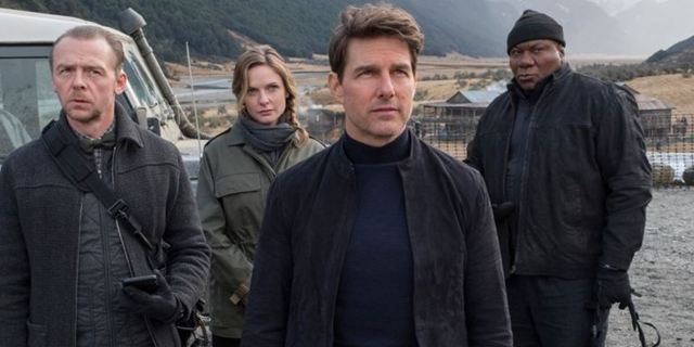 """Mission: Impossible - Fallout"": Tom Cruise weiter auf Rekordjagd"