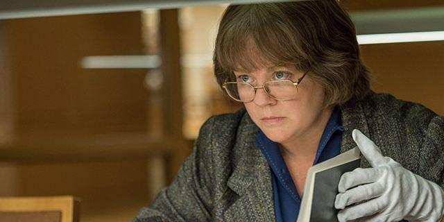 "Deutscher Trailer zu ""Can You Ever Forgive Me"": Melissa McCarthy in Oscar-Form"
