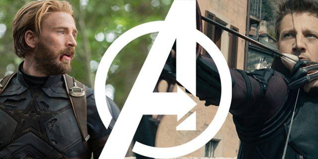 """""""Avengers 4"""": Bartloser Captain America und lädierter Hawkeye auf neuen Bildern"""