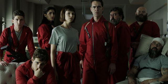 """""""Haus des Geldes"""": Überraschender Rückkehrer im ersten Video zur 3. Staffel der Netflix-Serie"""