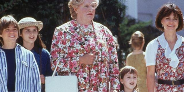 """25 Jahre später: Foto der """"Mrs. Doubtfire""""-Reunion"""