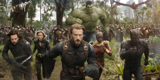 """Wahnsinn! So lang ist aktuell """"Avengers 4"""" – aber für einen Trailer reicht's noch nicht"""