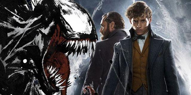 """Auf Rekordkurs in China: """"Venom"""" macht """"Phantastische Tierwesen 2"""" platt!"""